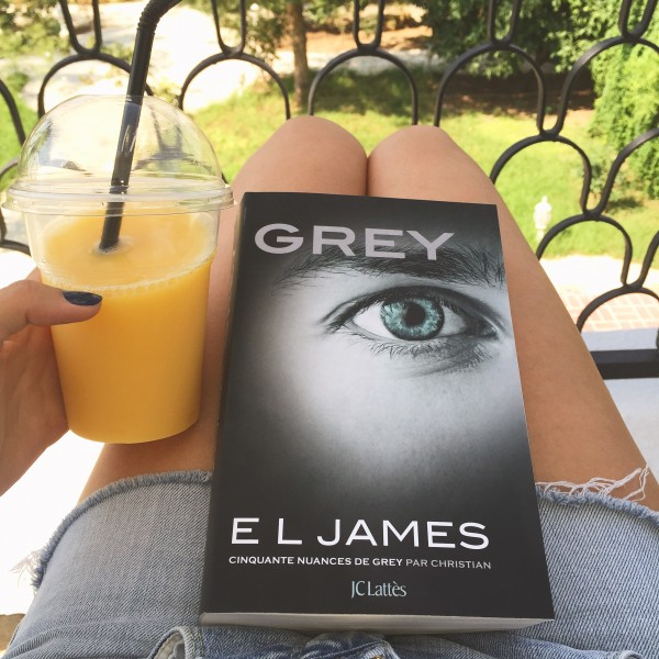Grey E L JAMES - Aliastasia