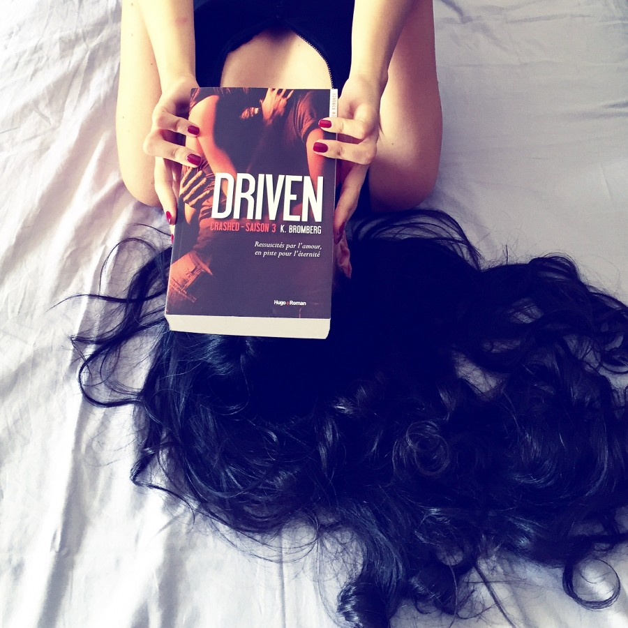 Driven saison 3 crashed - K Bromberg - Aliastasia